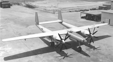 Hughes Aircraft XF-11