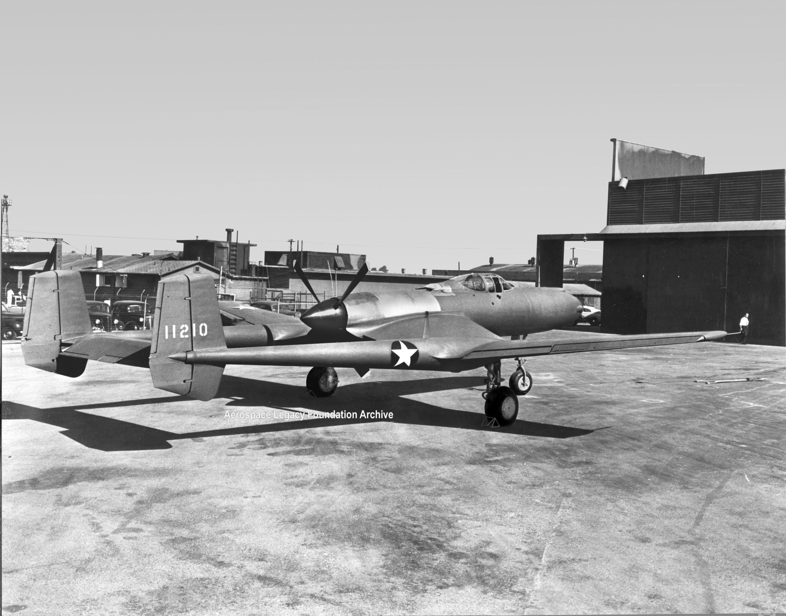 Consolidated Vultee Downey, CA