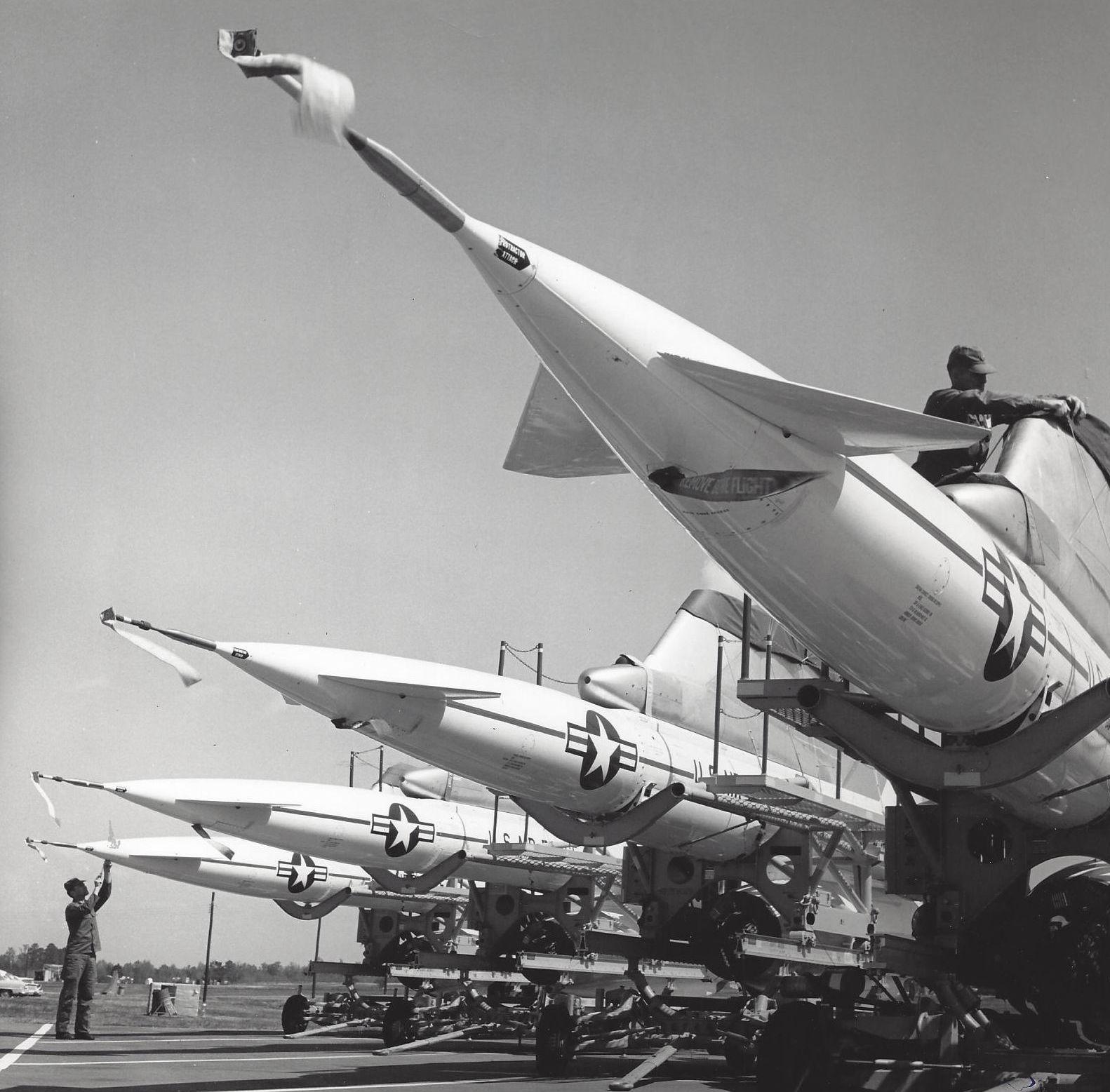 Hound Dog Missile 10-3-63