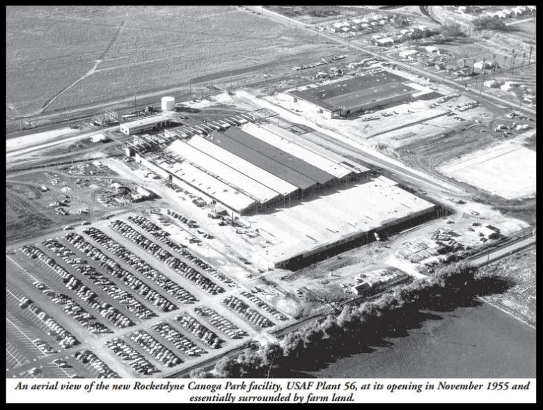 North American Aviation/ Rockwell Rocketdyne facility in Canoga Park, CA. Image- Vince Wheelock/ Bald Eagles