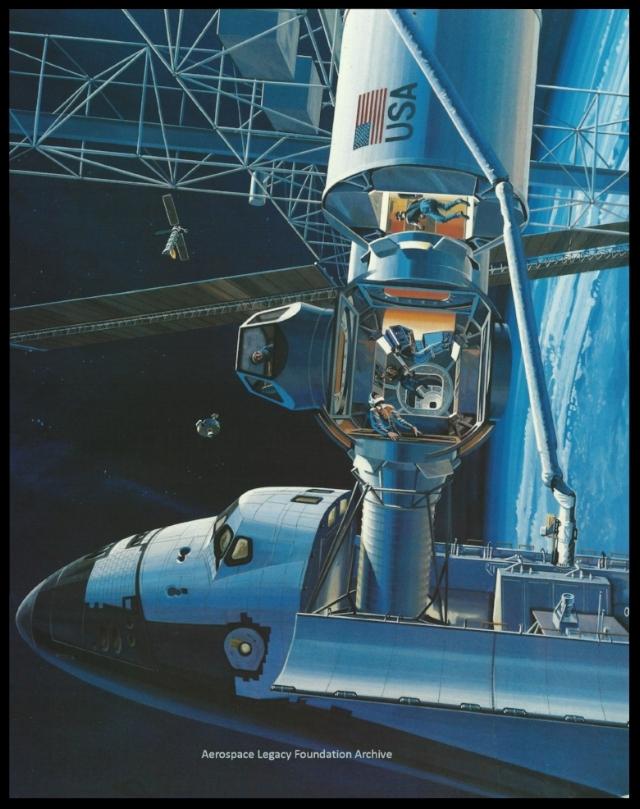 Image- Rockwell/NASA