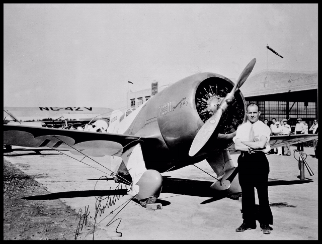 Doolittle was one of the greatest air racing pilots in history...