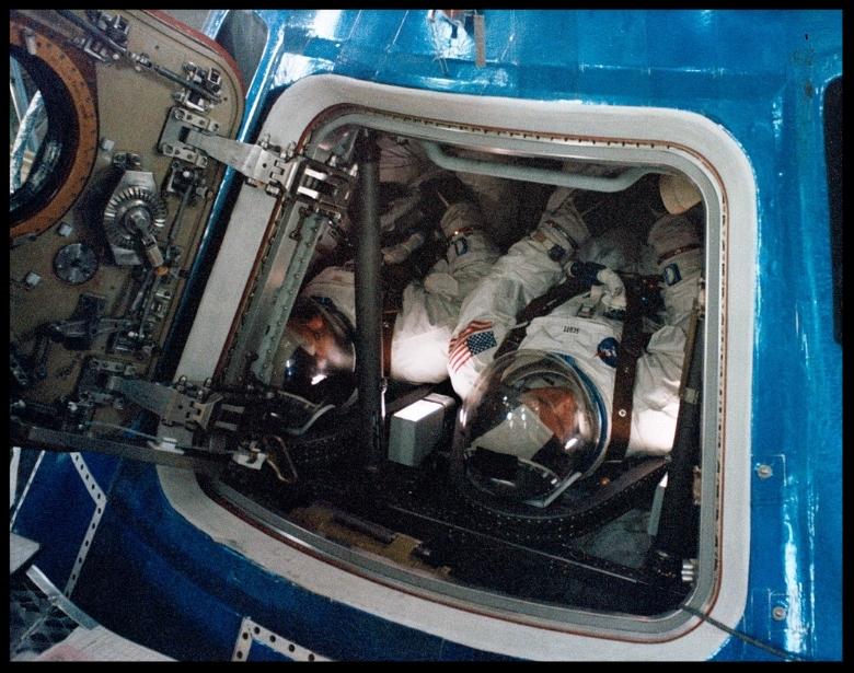 Apollo 9 Crew Training