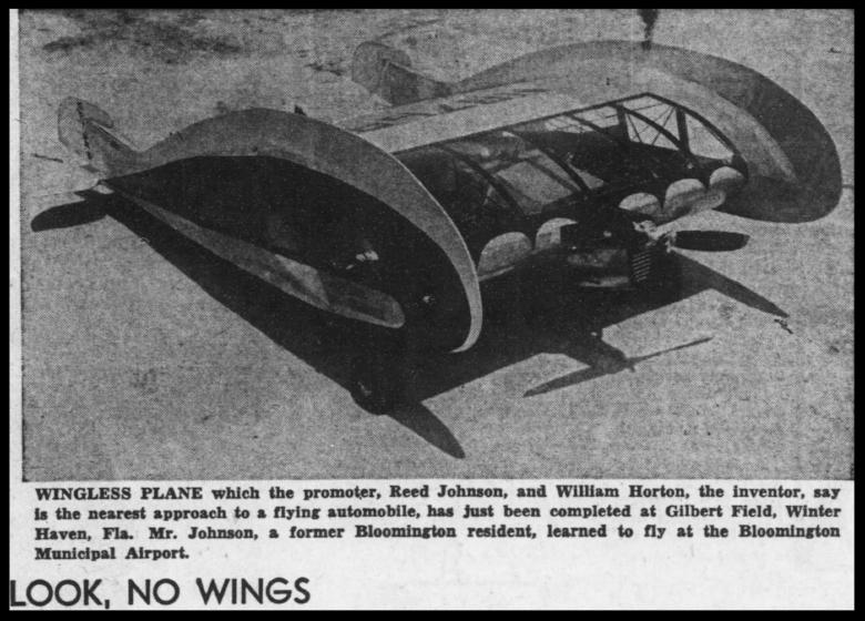 Aviation History- Wingless Aircraft — Aerospace Legacy Foundation