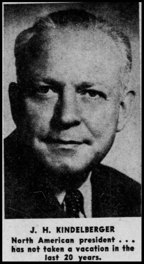 St. Louis Post Dispatch Sunday July 12, 1942.