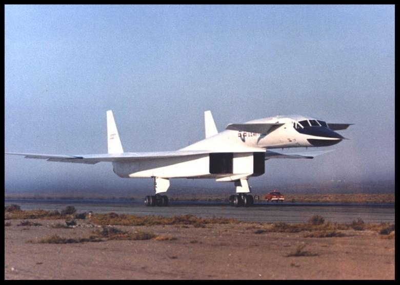 North American Aviation XB-70 Valkyrie