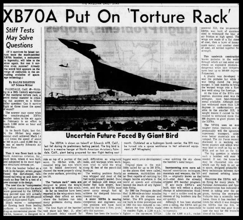 Arizona Daily Star Sun Jan 24 1965.