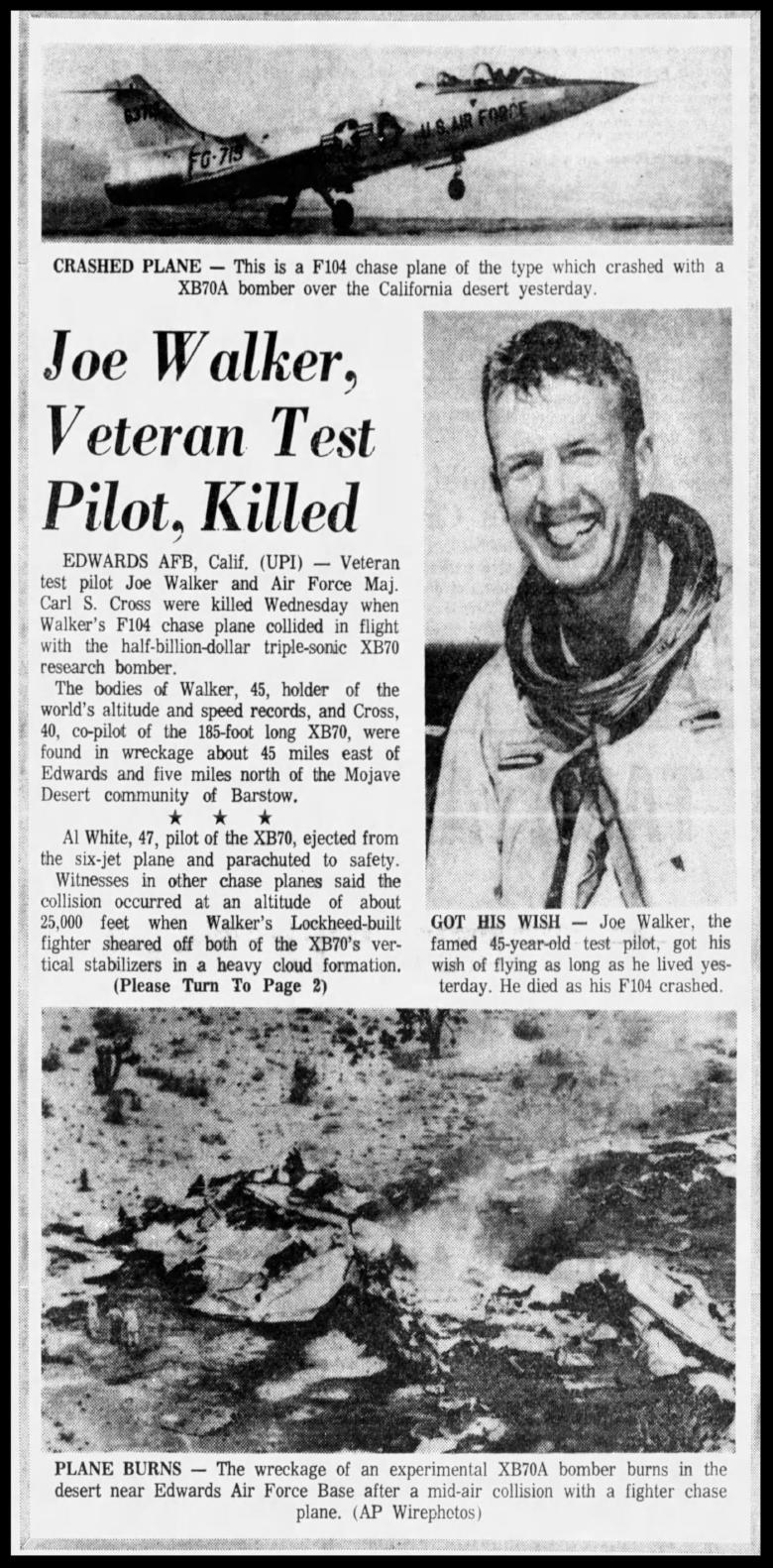 News Journal , June 9, 1966.