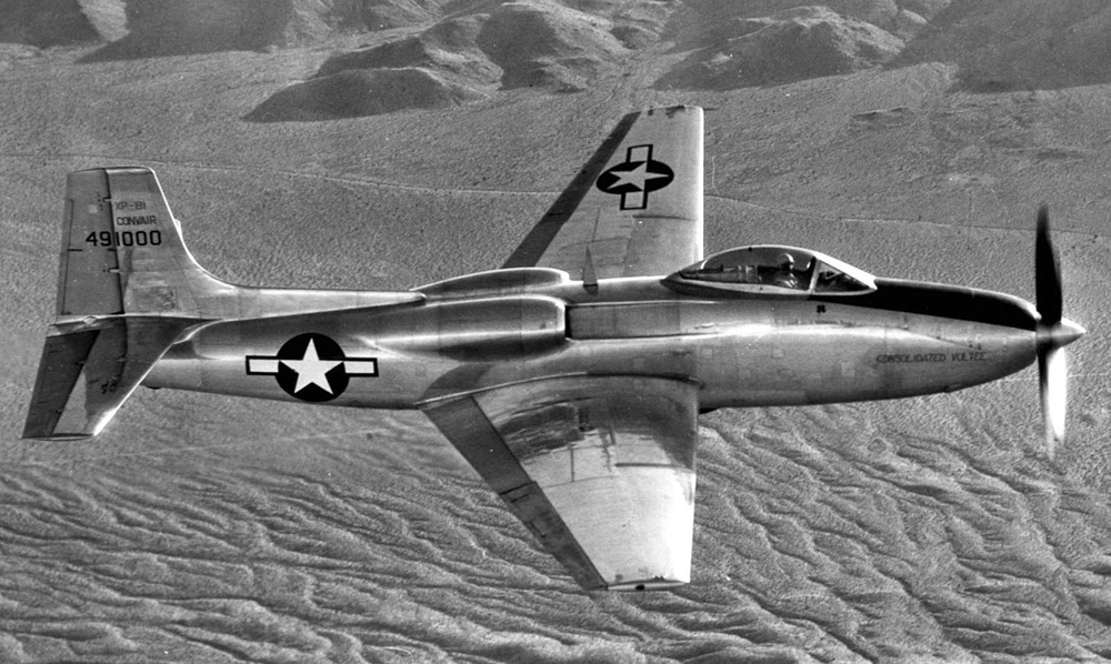 Consolidated XP-81
