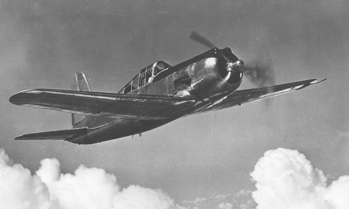 P-66 Vanguard Sweden originally ordered 144 P-66 aircraft.