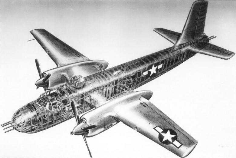 North American Aviation NA-98X Super Strafer