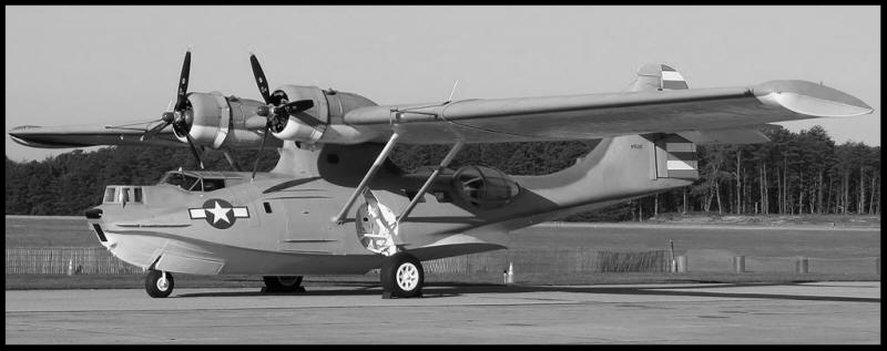 """Consolidated PBY-5A """"catalina""""."""