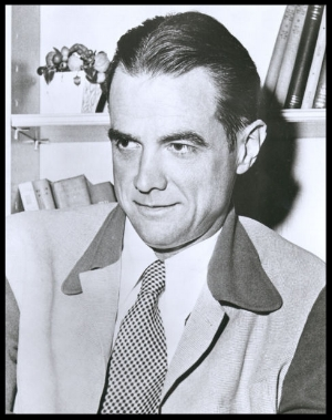 Above- Portrait of Howard Hughes, without a mustache, Oct. 11, 1956.