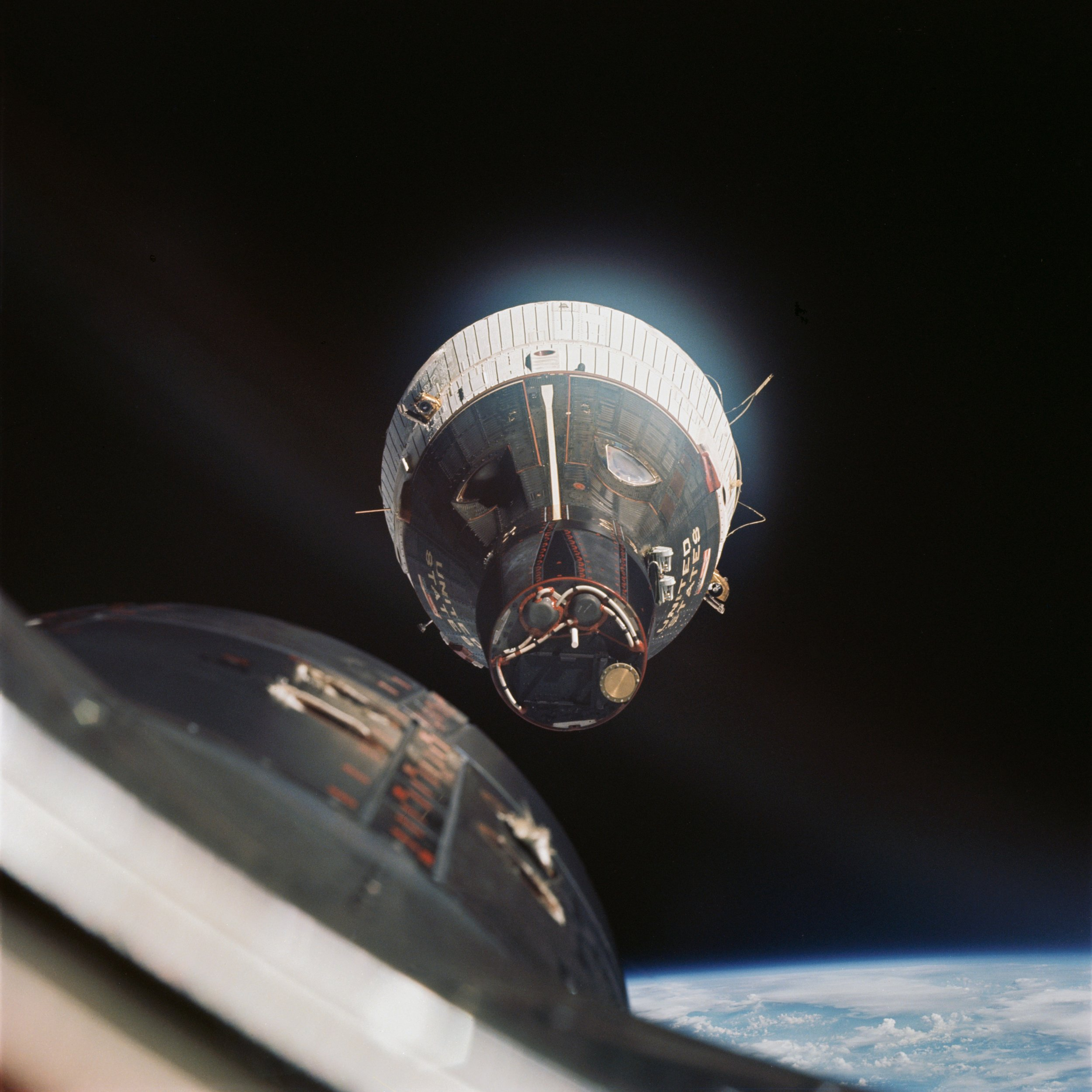 Gemini VII spacecraft