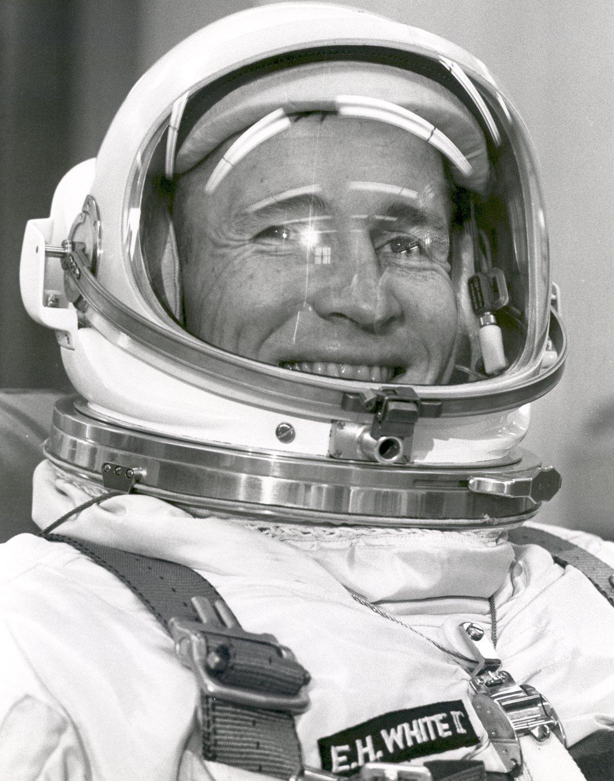 Astronaut Virgil I. Grissom