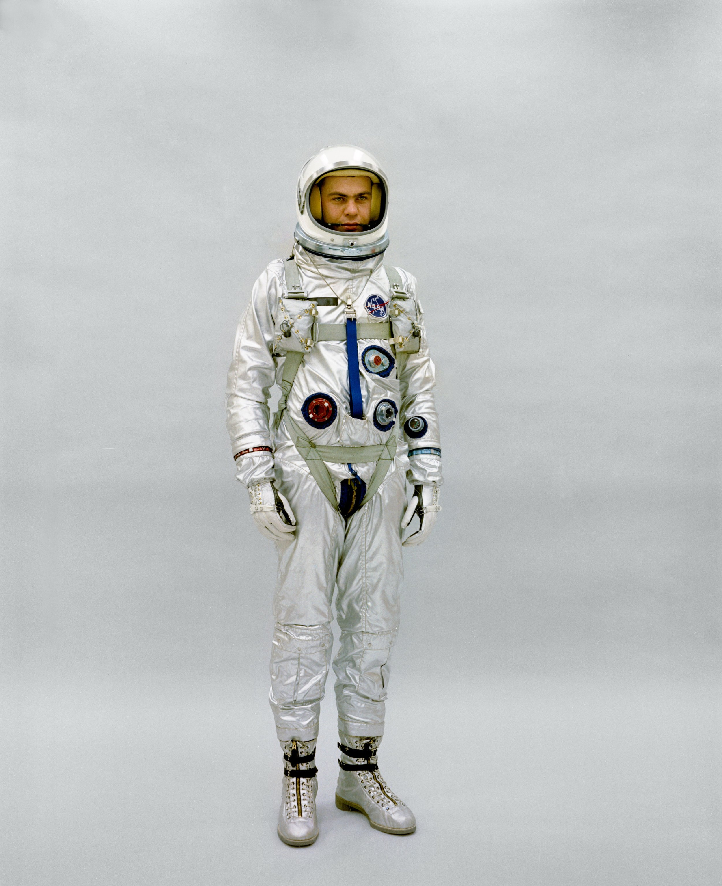 GEMINI G-2C ASTRONAUT TRAINING SUIT 1964