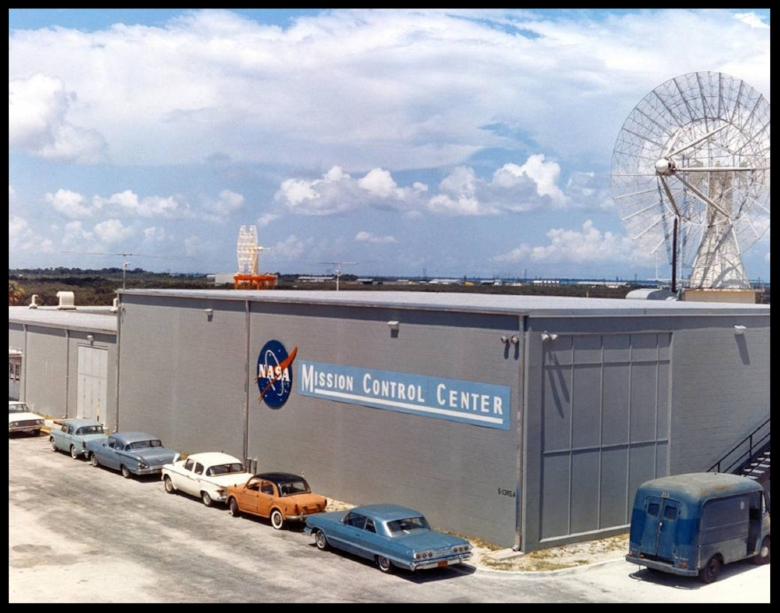 Mission Control Center- Dec. 26, 1963
