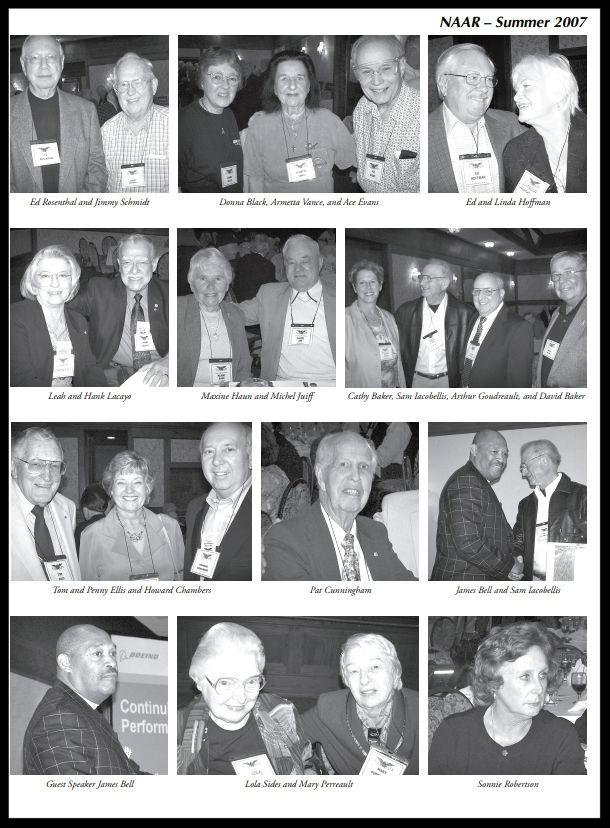 Above- 45th Annual Bald Eagles Reunion