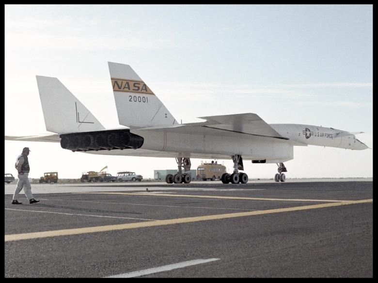 NASA Armstrong Fact Sheet: XB-70 Valkyrie. Image- NASA