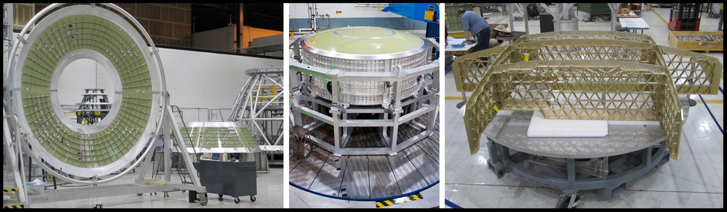 Forward Bulkhead, Aft Bulkhead & Barrel, Backbone Structure.jpg