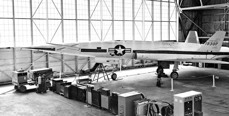 North American X-10 Navaho