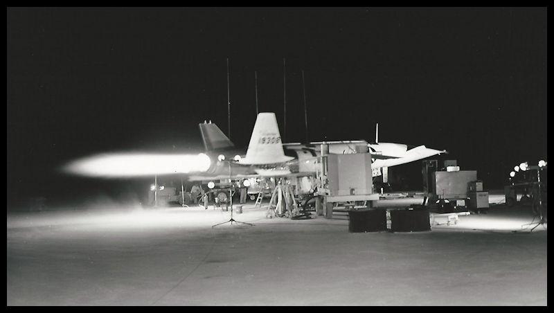 Above- X-10 Navaho, courtesy Boeing Management Association.