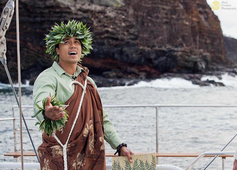 Hawaiian Pastor