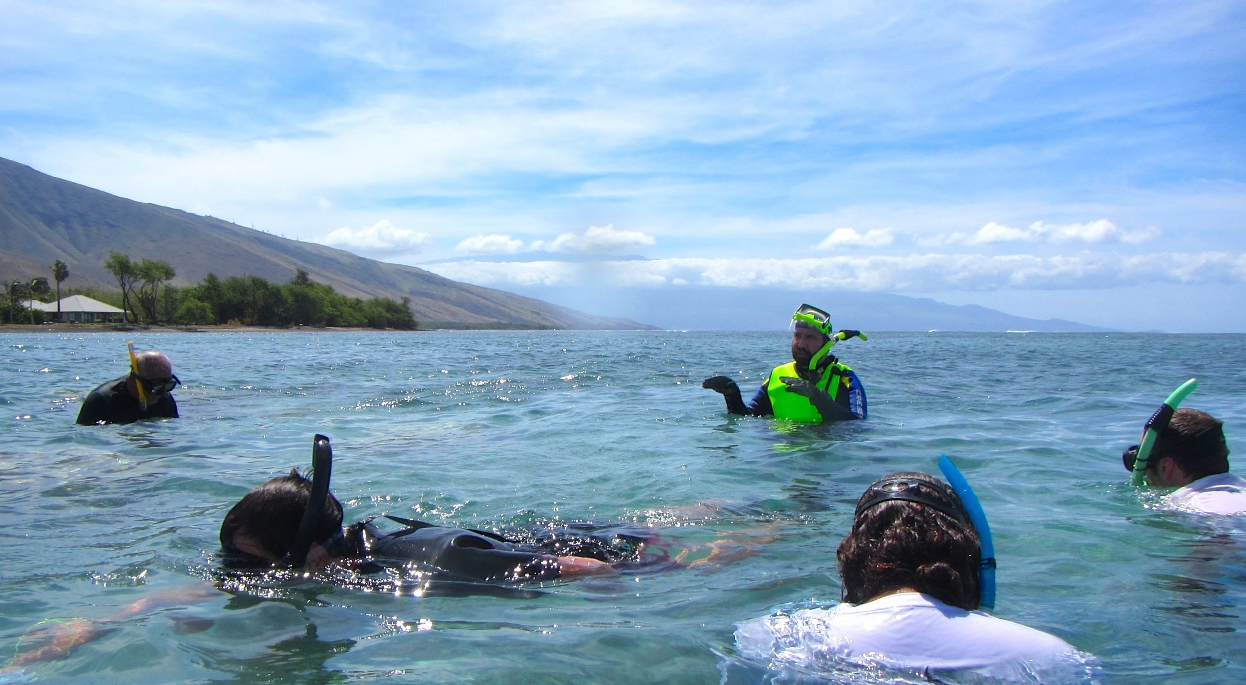 8.MCRT Reef Forensics Training_May2015_18_Parks