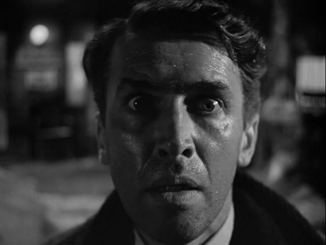 George Bailey from It's a Wonderful Life. Definitely a wolf.