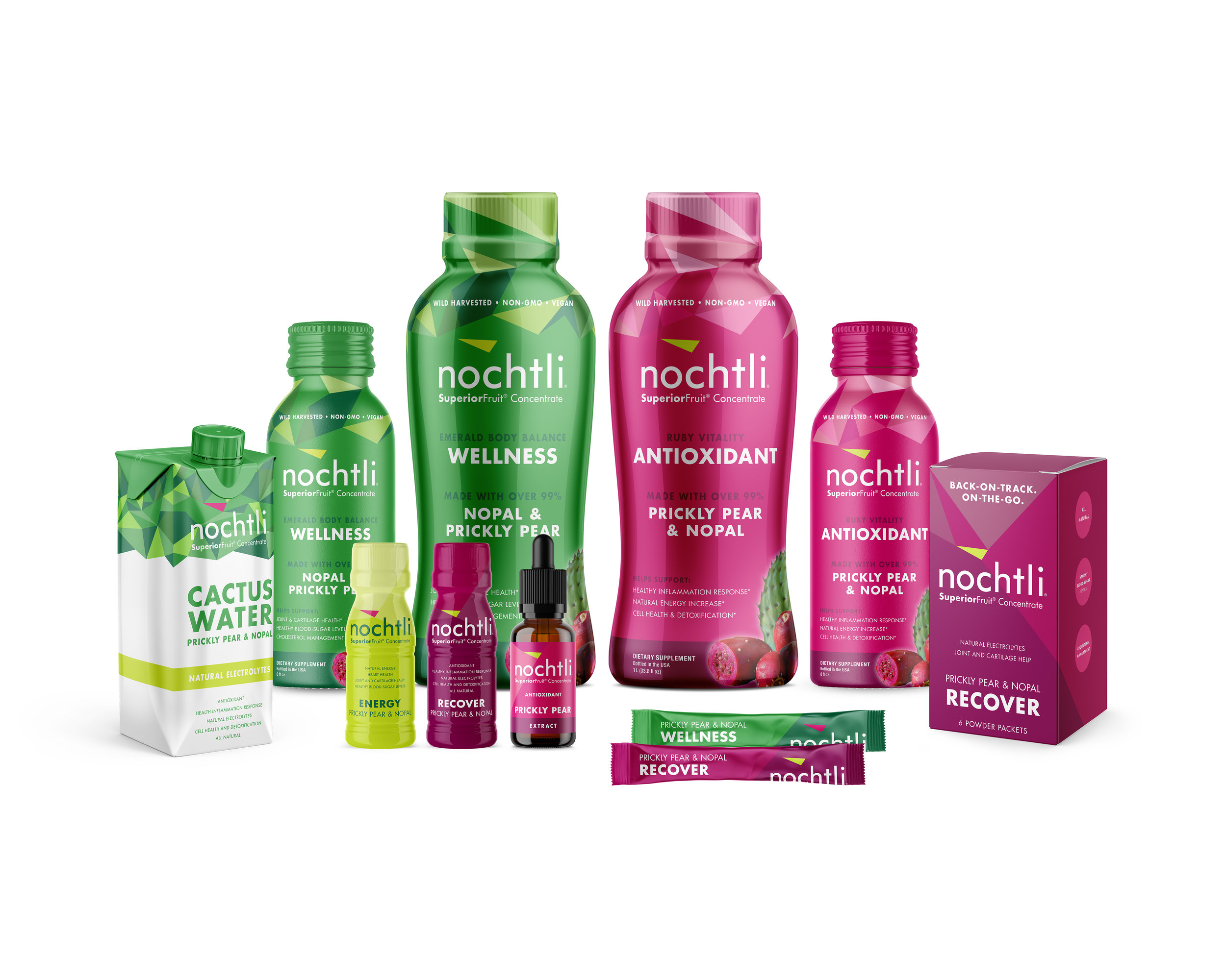Nochtli SuperiorFruit expanded product line