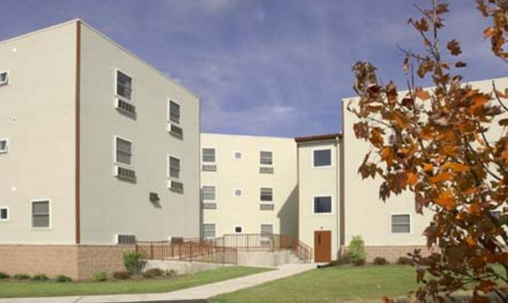 Sacony Commons Student Housing