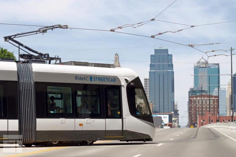 In its first two days in operation, the streetcar traveled 650 miles transporting more than 27,000 passengers.