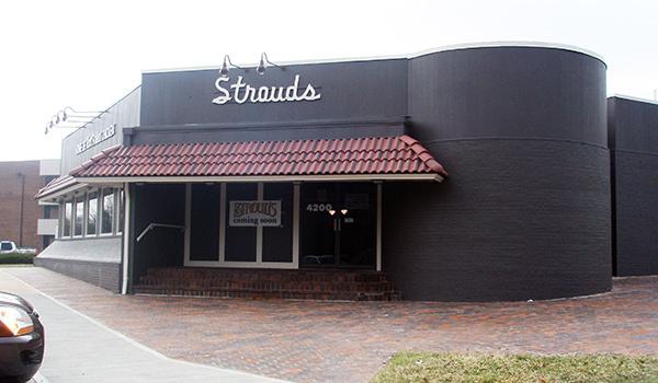 Stroud's Restaurant, 4200 Shawnee Mission Parkway in Fairway, Kan., has a new owner.