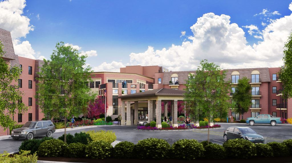 A groundbreaking ceremony for the $34.7 million Kingswood Senior Living will take place tomorrow, February 17 at 1:30 pm.