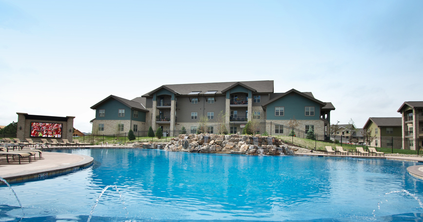 Manor Homes of Prairie Trace, a 280-unit development at US Hwy 69 and 135th Street in Overland Park, sold in July of 2015.