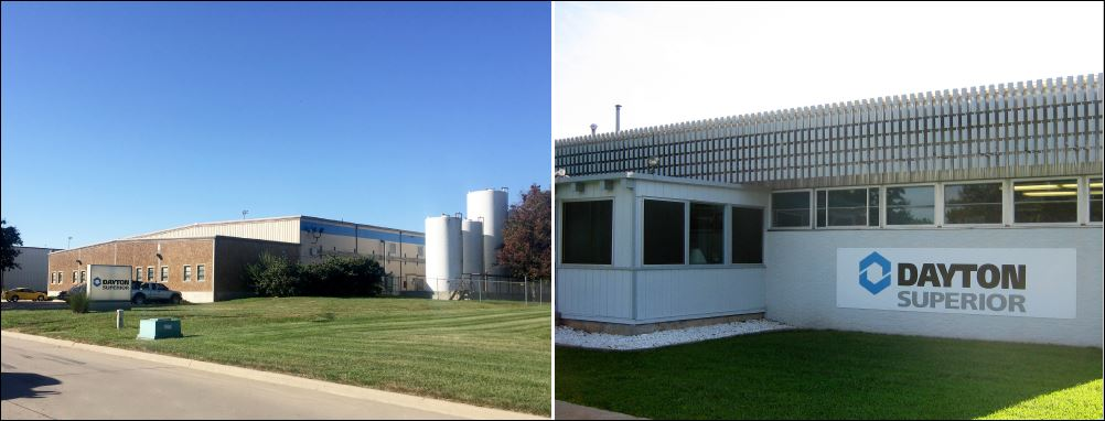 Legacy Capital Partners is the new owner of these two industrial buildings located in Parsons, Kan., and Kansas City, Kan.