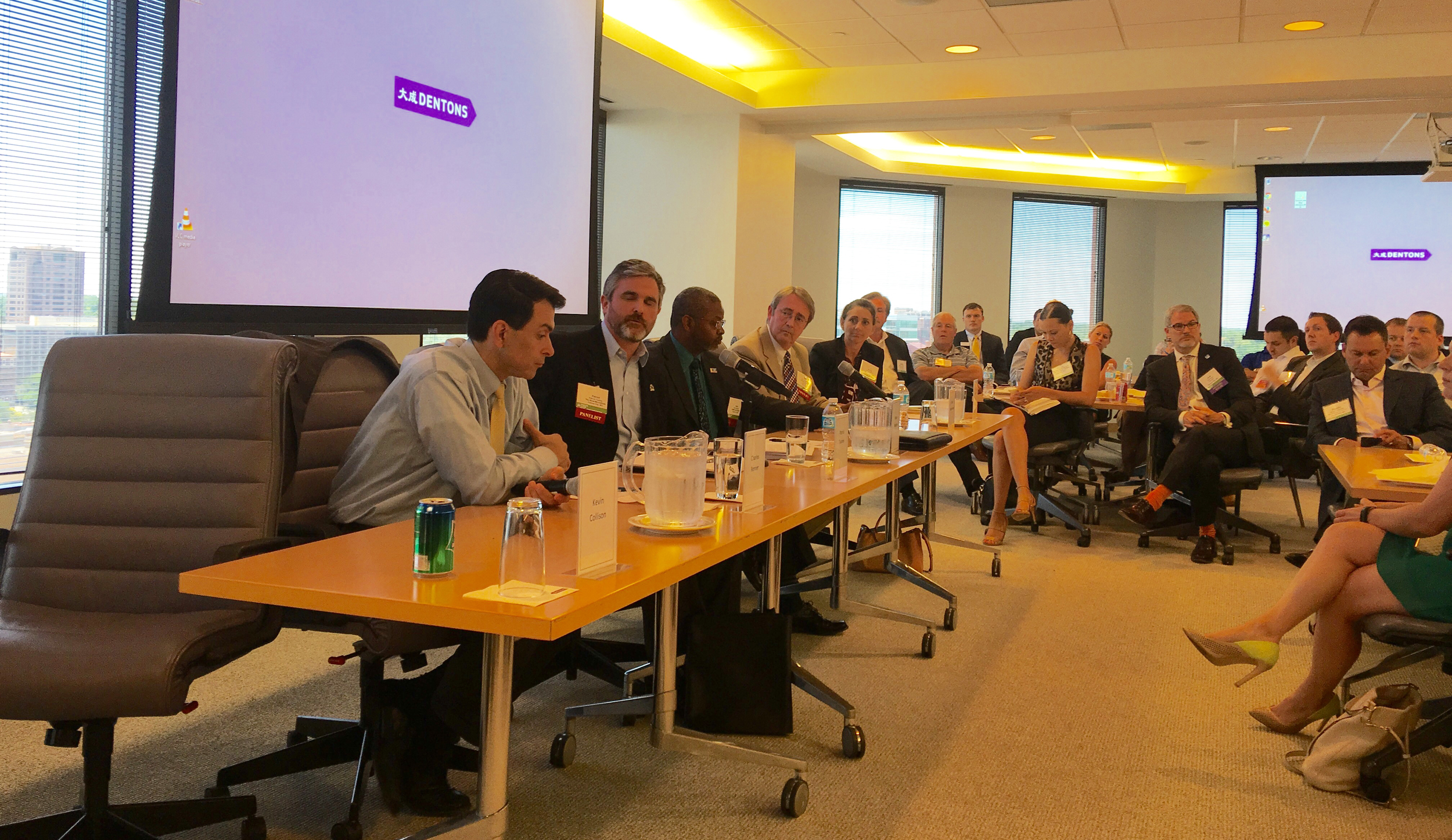 ULI hosted a panel of experts to discuss economic development incentives in Kansas City.