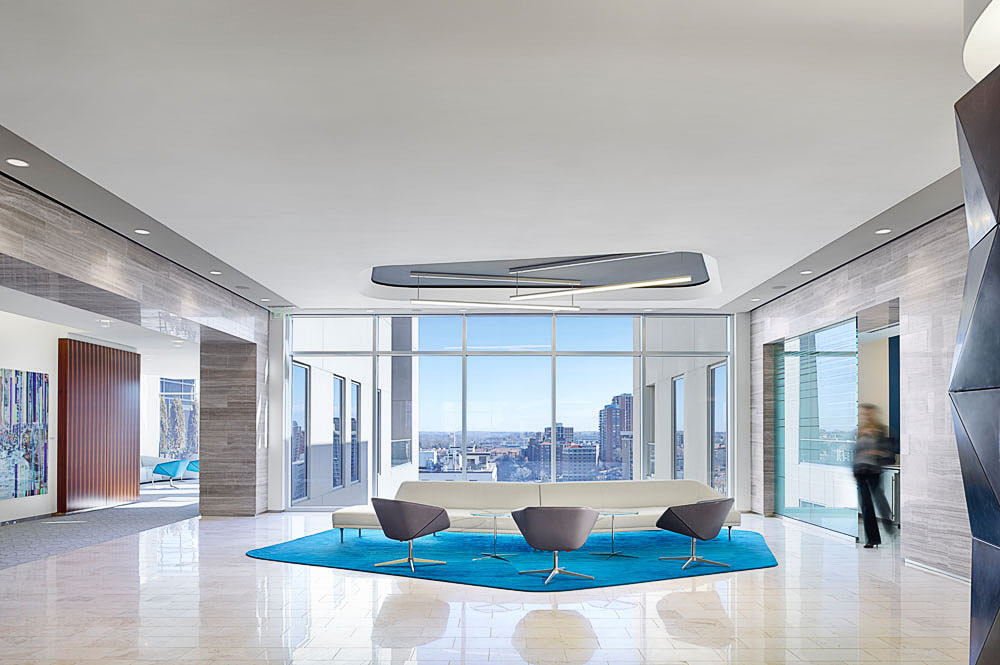 The younger generation's influence has led the way to more types of meeting spaces