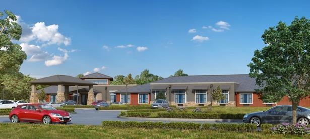 Carnegie Village Rehabilitation and Health Care Center, 109 Bernad Dr., Belton, Mo.