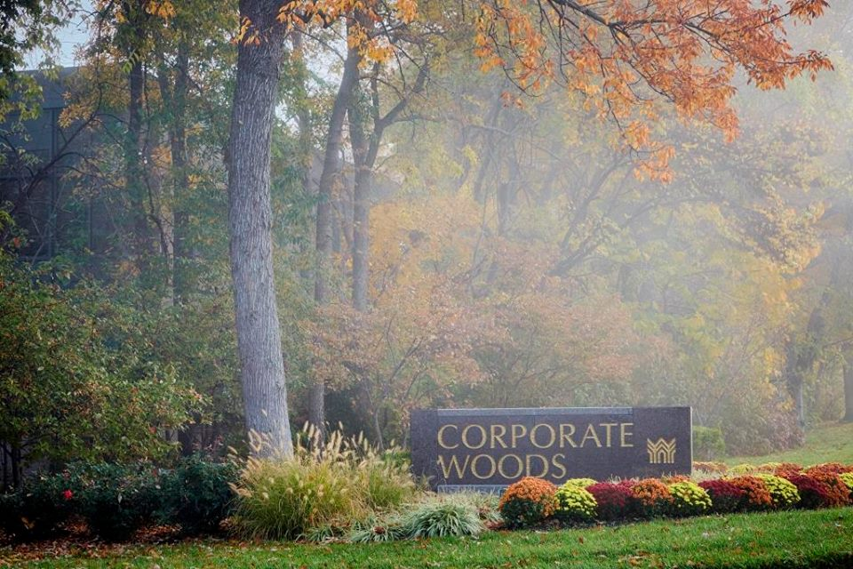 Corporate Woods boasts a 92 percent occupancy rate and recently went on the market. Susan Smith expects the building to sell to an institutional investor in the first quarter of 2016.
