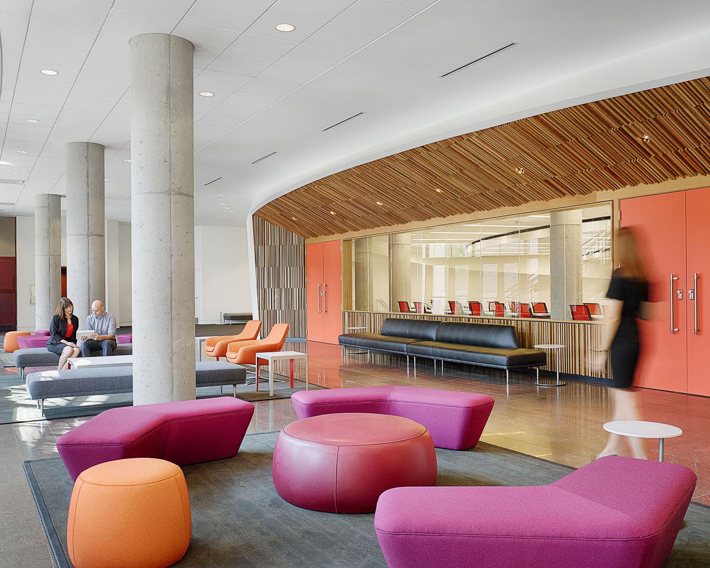 Kansas City University. Photo courtesy of Helix Architecture + Design.