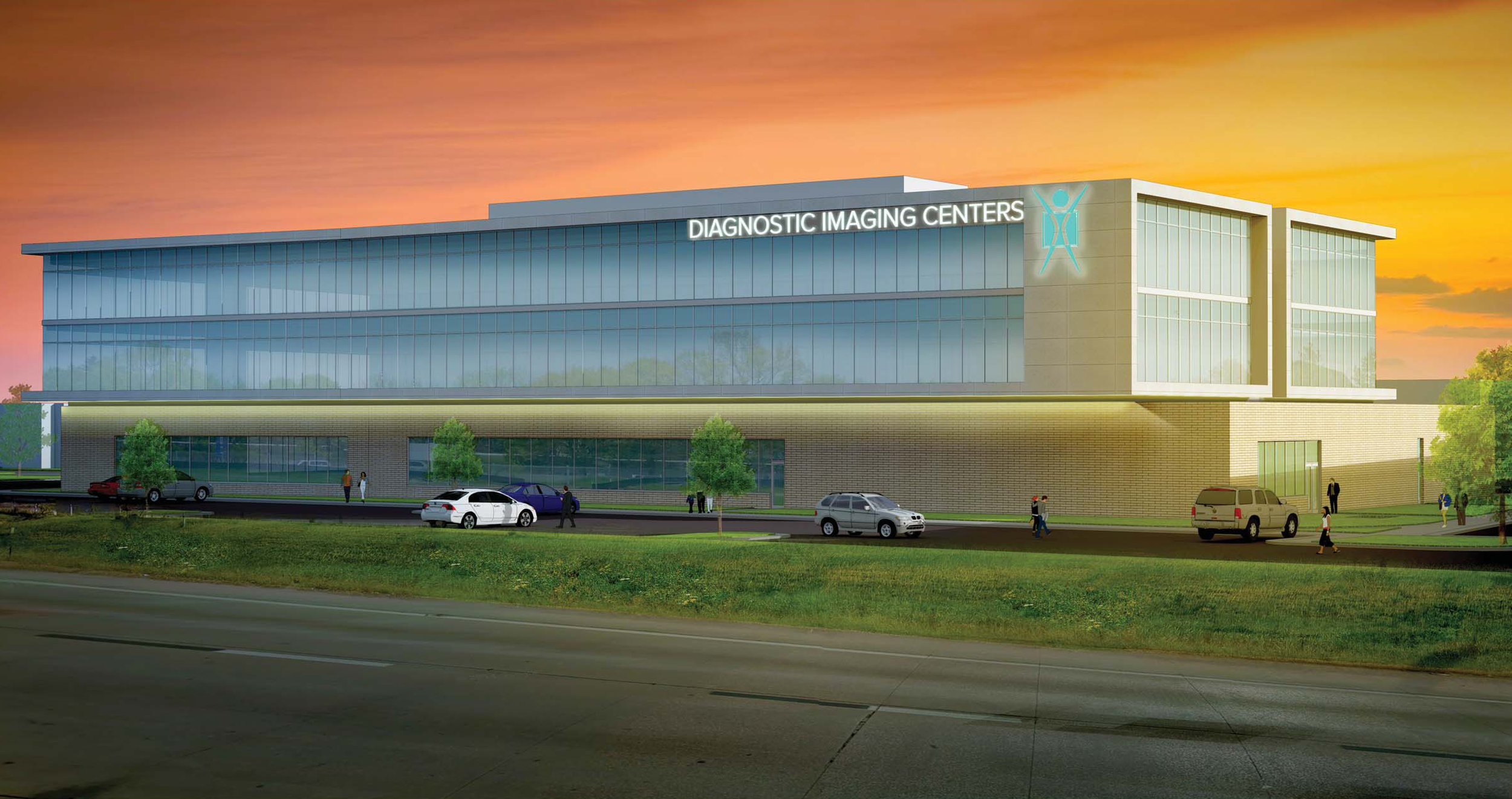 Diagnostic Imaging Centers will soon have a new corporate headquarters at 6650 West 110th Street in Overland Park, Kan.