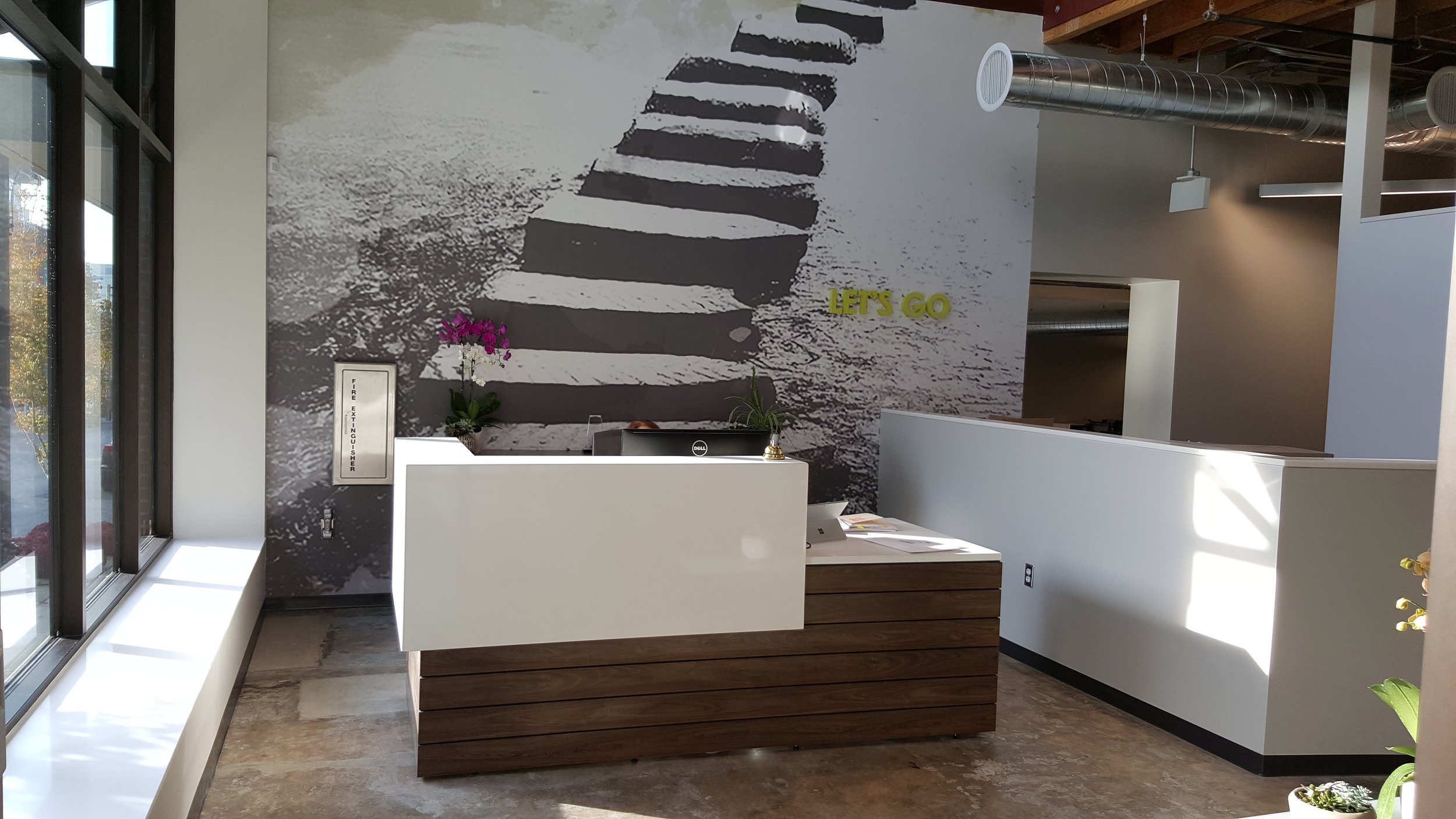 See more photos of ACI Boland's new Crossroads home in the gallery below.