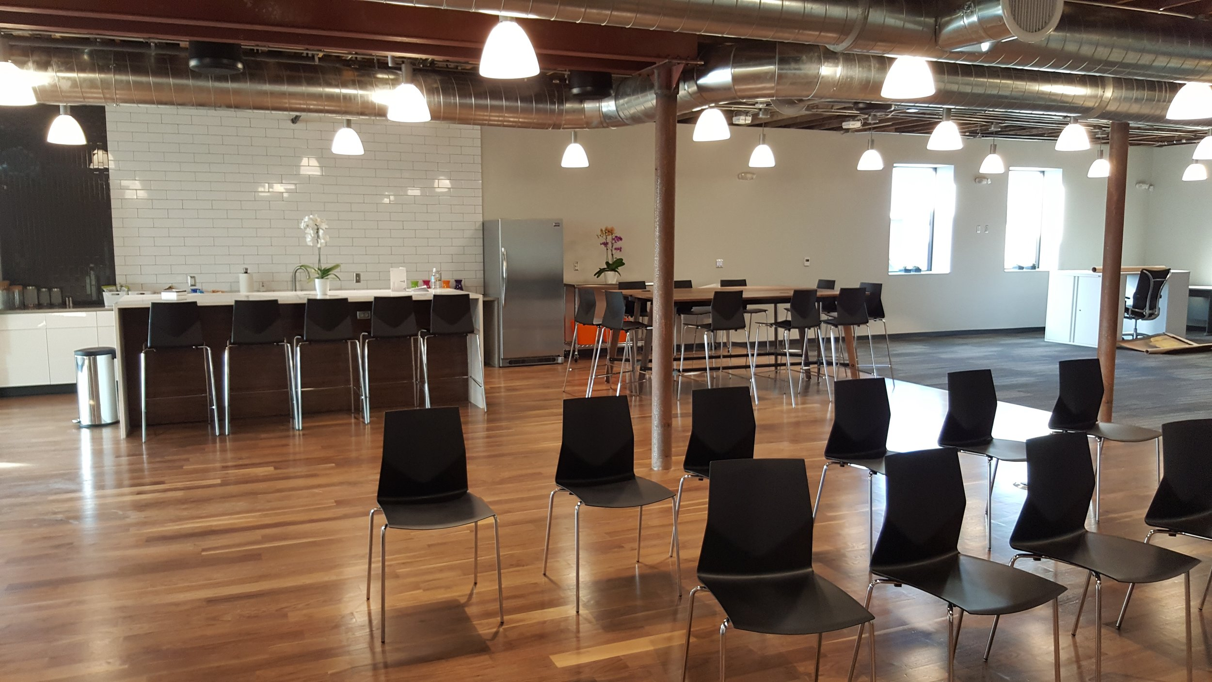 See more photos of ACI Boland's new space in the gallery below.