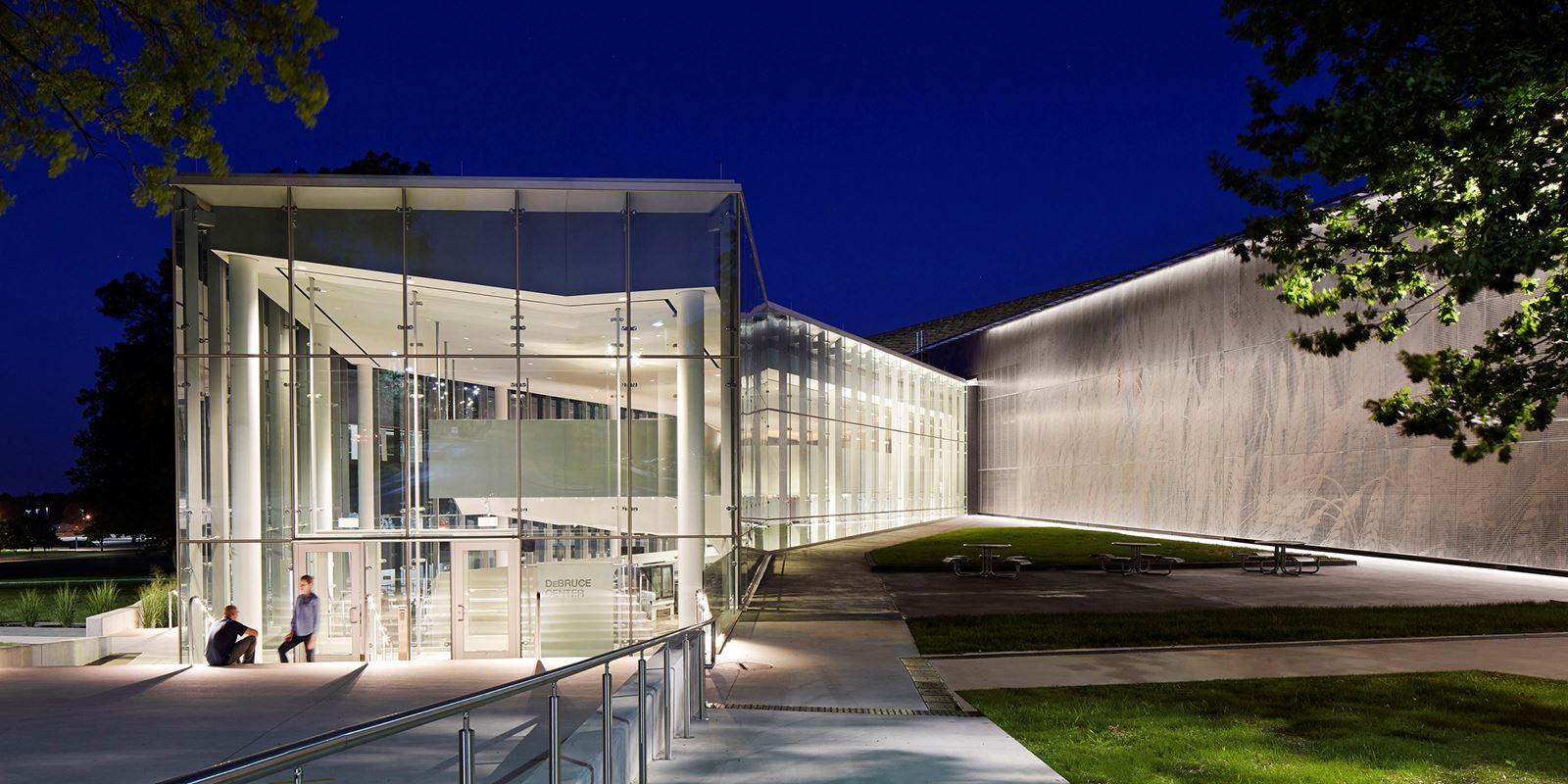 University of Kansas DeBruce Center