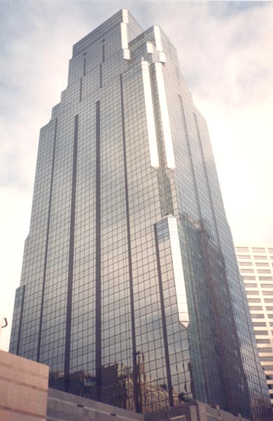 Virgin Mobile USA will locate within One Kansas City Place at 1200 Main in downtown. The skyscraper is the tallest building between Chicago and Dallas.