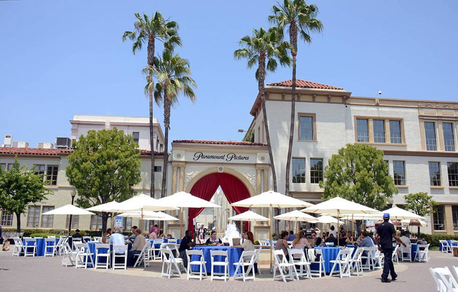 The 2015 Produced By Conference was held on the historic lot of Paramount Pictures in Hollywood.