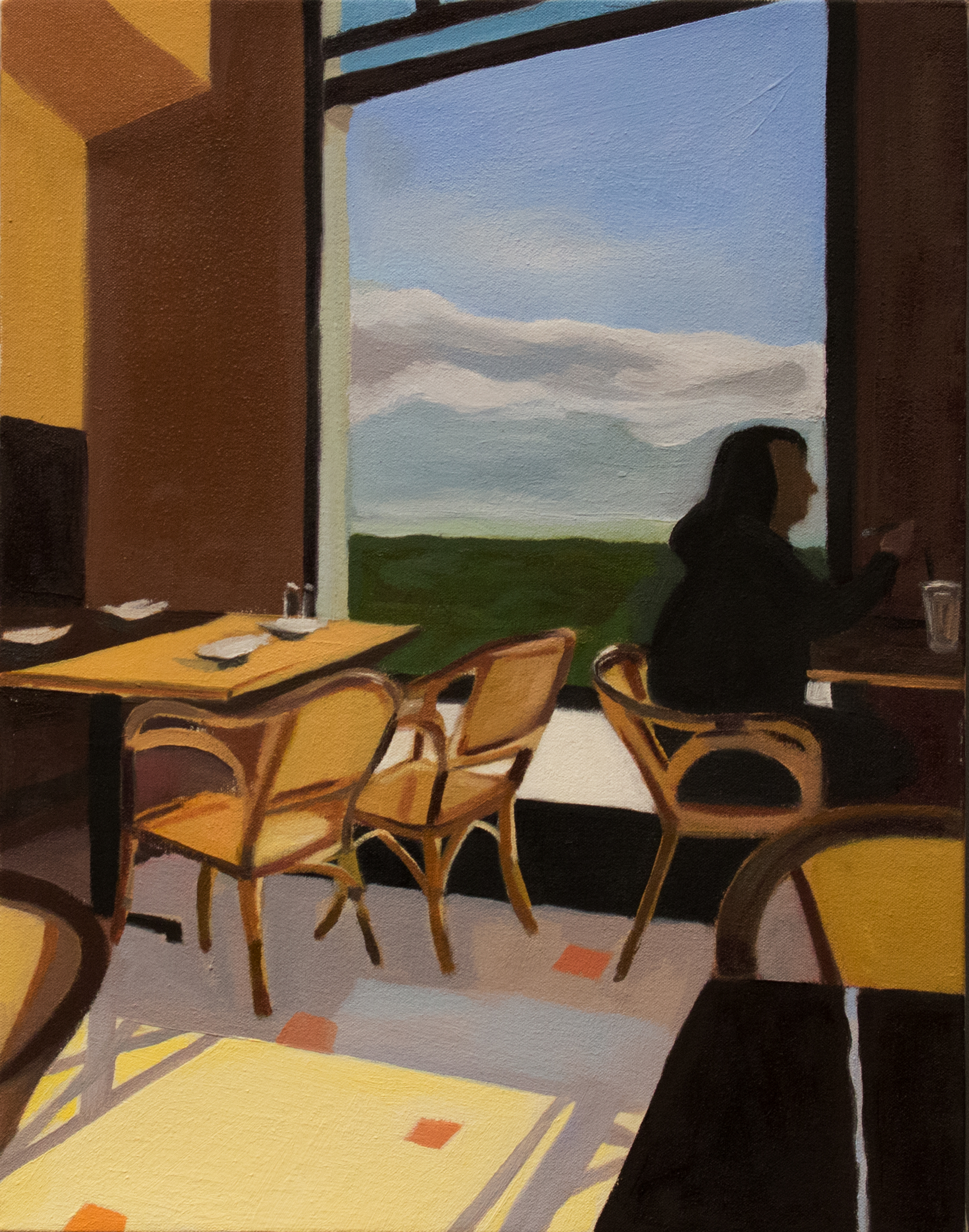 Cafe With A Cloud