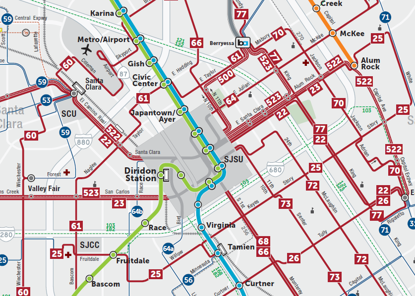 System Map para sa Final na 2019 New Transit Service Plan  (PDF)