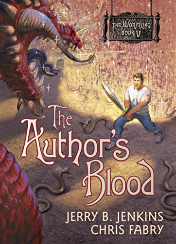 The Author's Blood, book 5